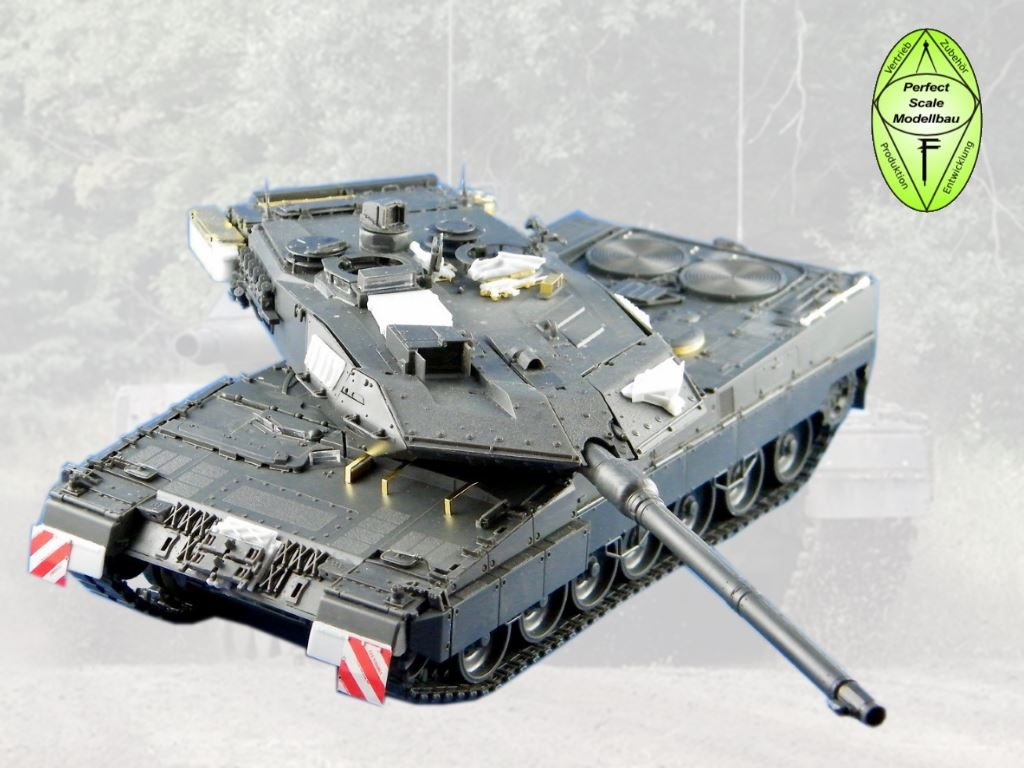 Perfect Scale Modellbau: Leopard 2A7 (2016)