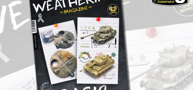 AMMO by Mig: The Weathering Magazine – Basic