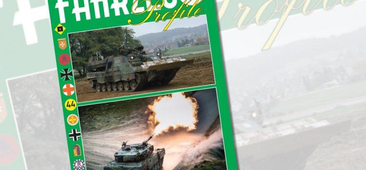Unitec Medienvertrieb: Fahrzeug Profile 84 – Die Schweizer Panzerbrigade 11