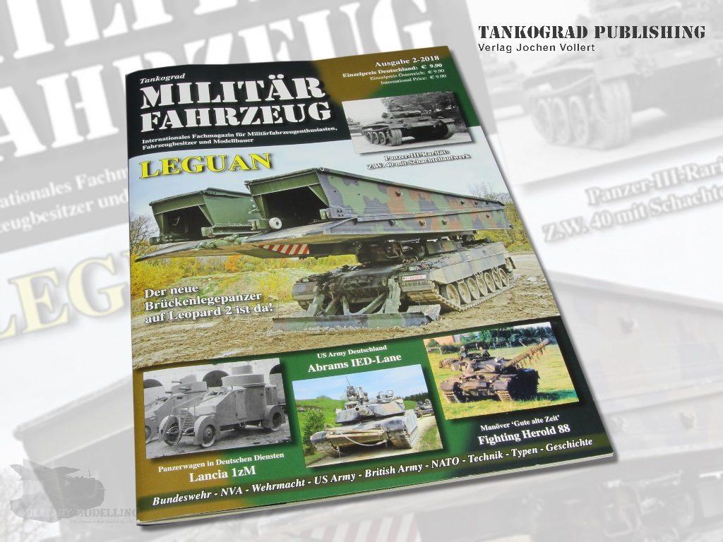 Tankograd Publishing: Militärfahrzeug 2/2018