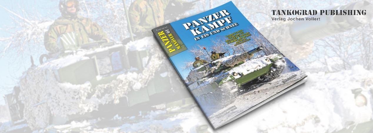 Tankograd Publishing: Panzerkampf bei Eis und Schnee