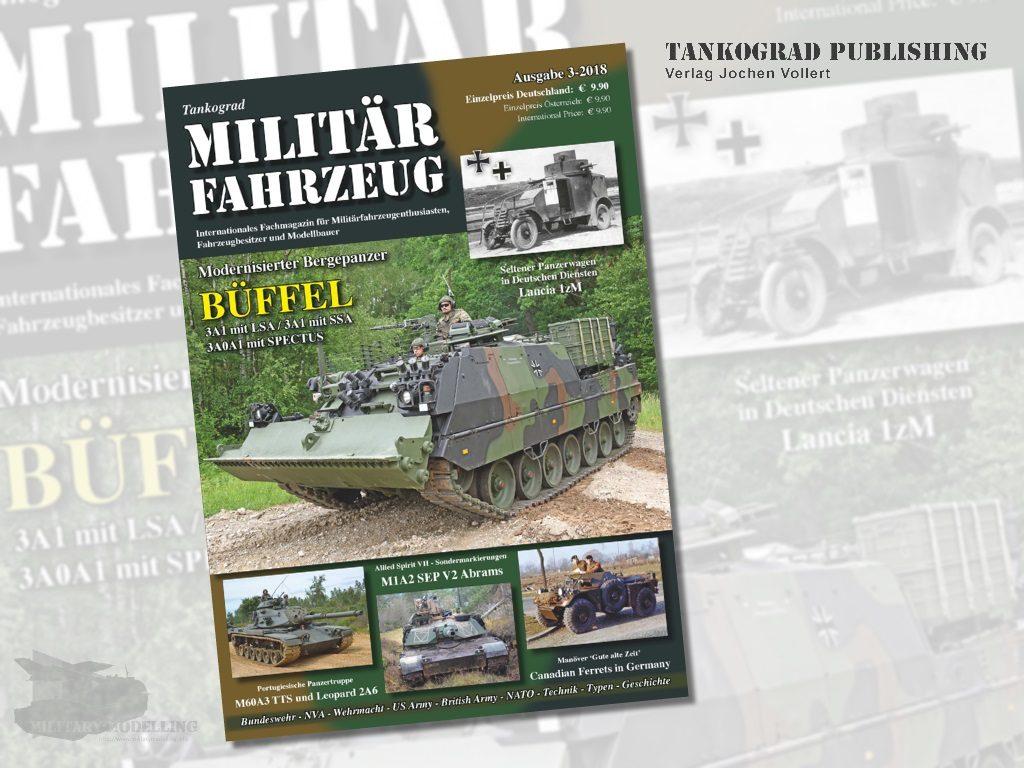 Tankograd Publishing: Militärfahrzeug 3/2018