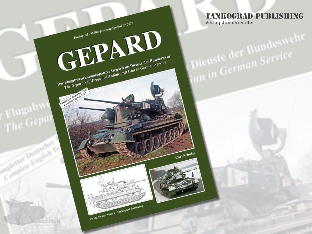 Tankograd Publishing: Gepard