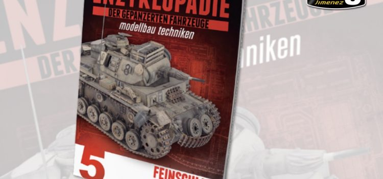 AMMO by Mig: Encyclopedia of Armour Modelling Techniques – Issue 5