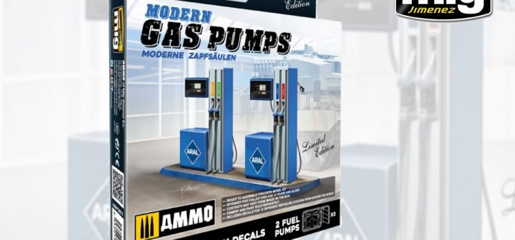 AMMO by Mig: Modern Gas Pumps