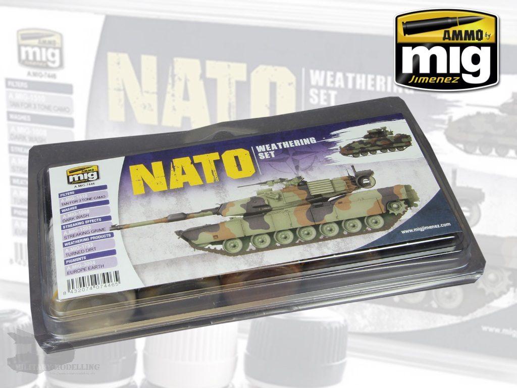 AMMO by Mig: NATO Weathering Set