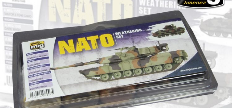 AMMO by Mig: NATO Weathering Set