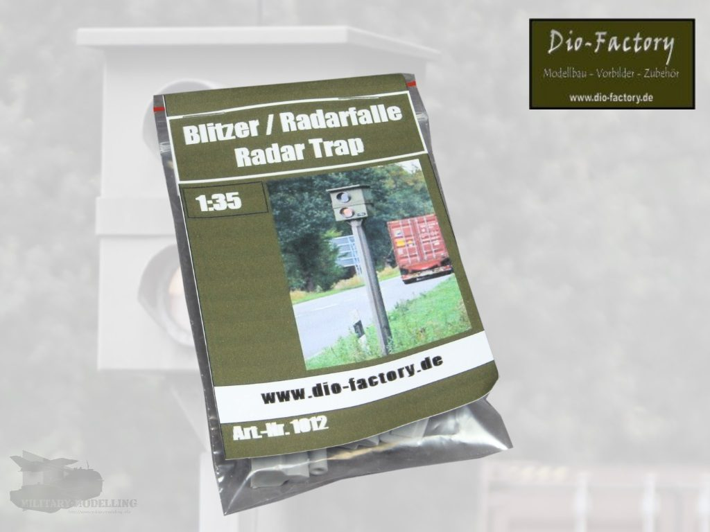 Dio-Factory: Blitzer / Radarfalle