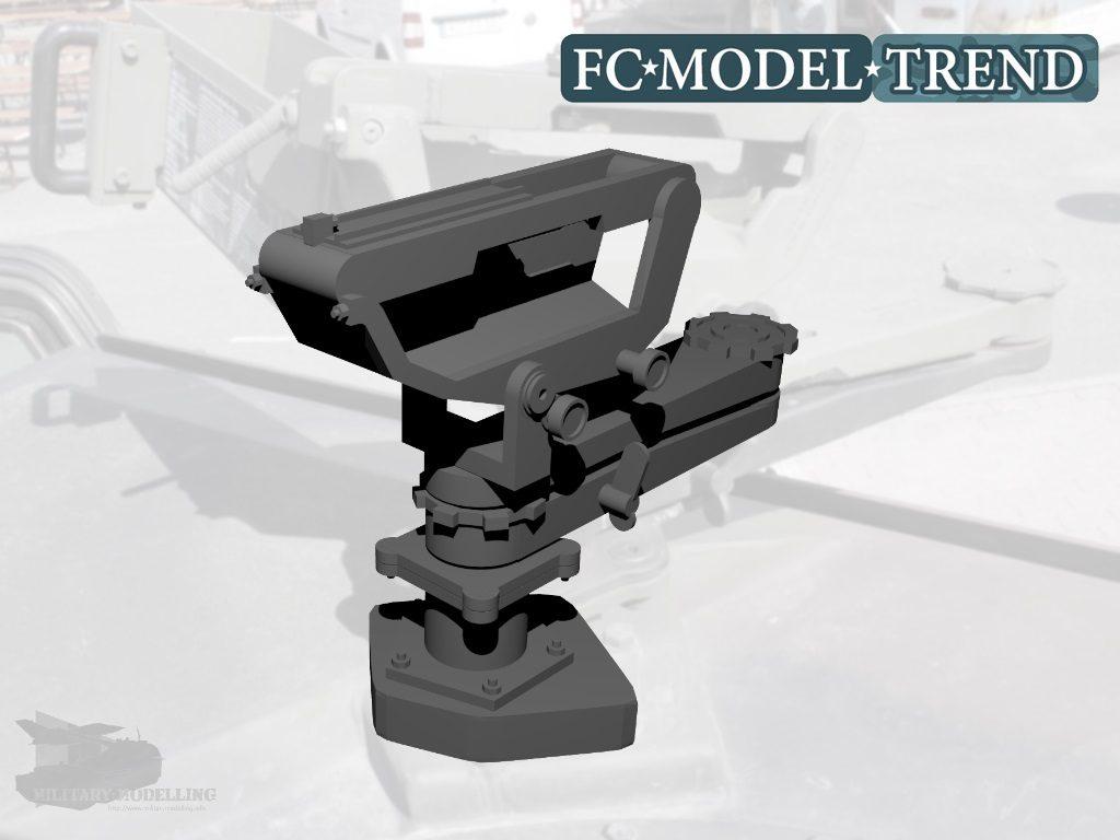 FC MODEL TREND: BV 206S MG3 mount