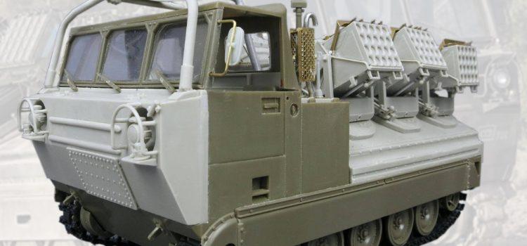 Modellbau König: Minenwerfer Skorpion
