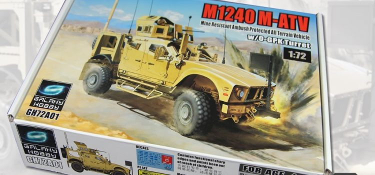 T-MODEL / Galaxy Model: M1240 M-ATV