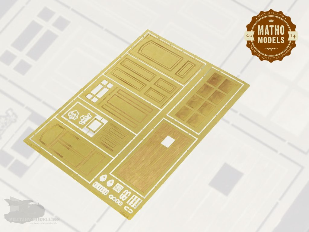 Matho Models: PE Doors Set