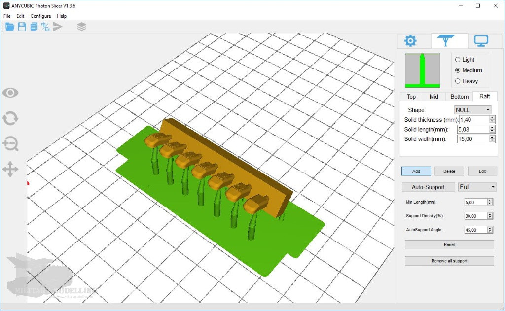 Anycubic Photon Slicer Software