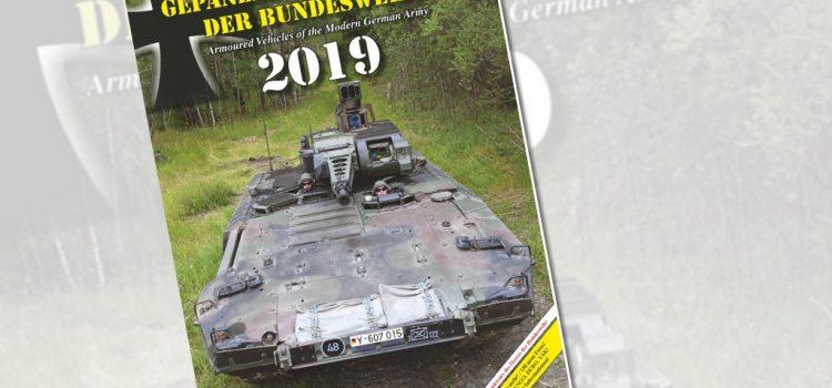 Tankograd Publishing: Tankograd Militärfahrzeug Jahrbuch – Gepanzerte Fahrzeuge der Bundeswehr 2019
