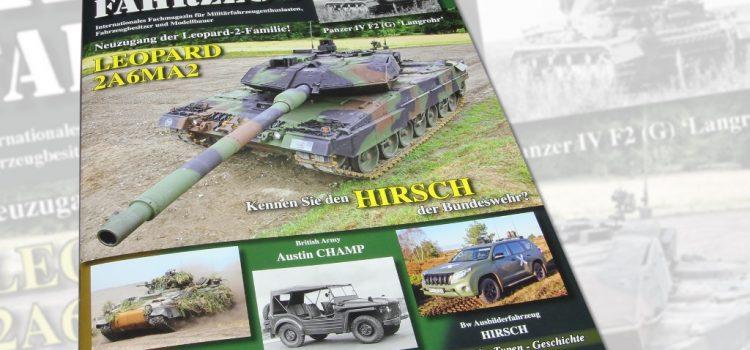Tankograd Publishing: Militärfahrzeug 1/2019