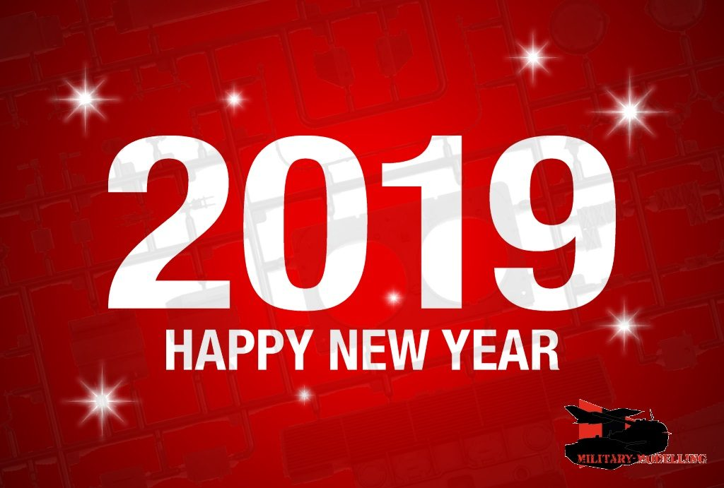 Frohes Neues Jahr / Happy New Year 2019