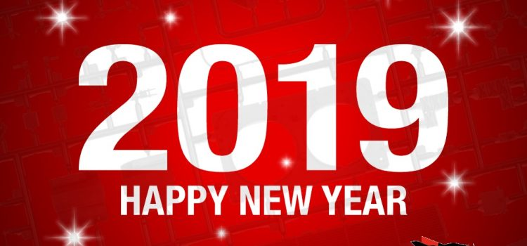 Frohes Neues Jahr / Happy New Year 2019