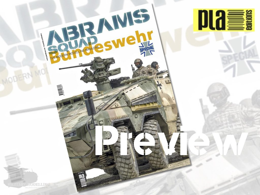 PlaEditions: Abrams Squad Special Bundeswehr