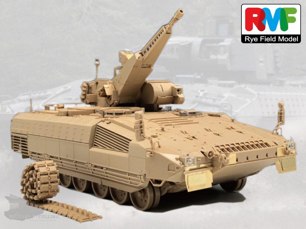 Rye Field Model: German Schützenpanzer Puma