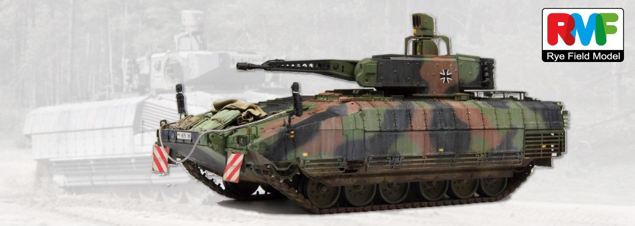 Rye Field Model: Schützenpanzer PUMA