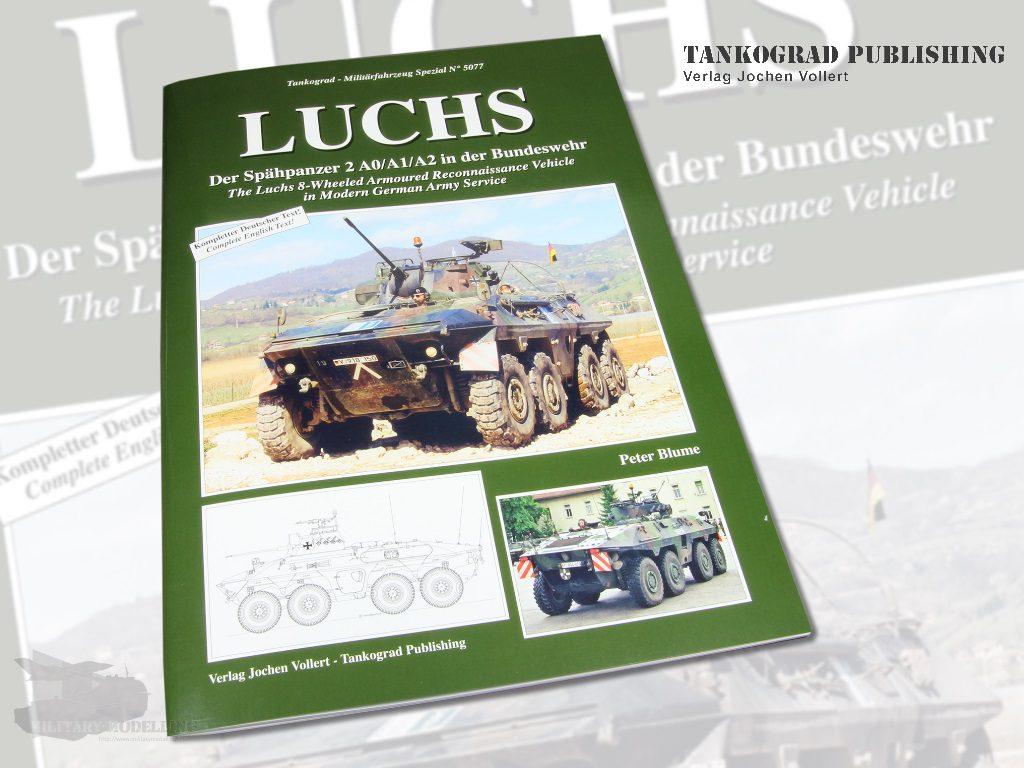 Tankograd Publishing: Luchs