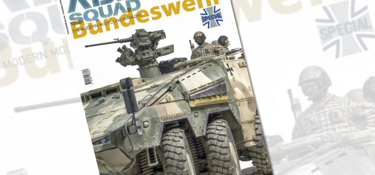 PlaEditions: ABRAMS SQUAD Bundeswehr Special