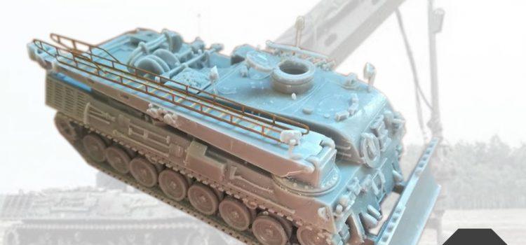 Modelltrans Modellbau: Pionierpanzer 1