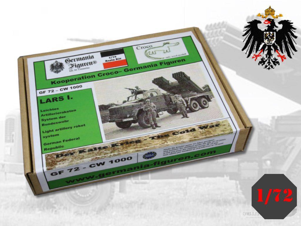 Germania Figuren: LARS 1