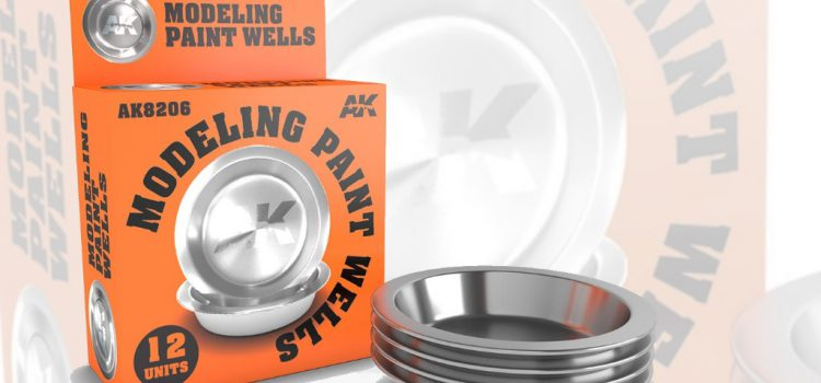 AK Interactive: Modelling Painting Wells