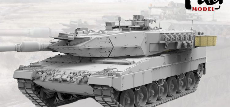Border Model: Leopard 2 A5/A6