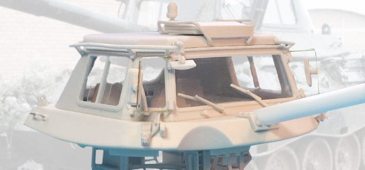 Leopard Workshop: Leopard 1 Driver Training Cab Conversion (Fahrschulpanzer)