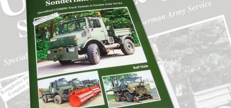 Tankograd Publishing: UNIMOG Sonderfahrzeuge