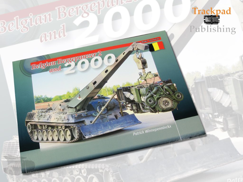 Trackpad Publishing: Belgian Bergepanzer 2 and 2000