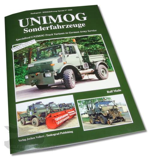 Tankograd 5080 Unimog Sonderfahrzeuge der Bundeswehr Modellbau//Fotos//Bilder