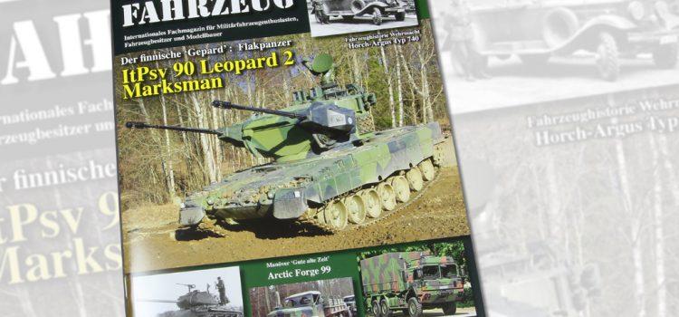 Tankograd Publishing: Militärfahrzeug 4/2019