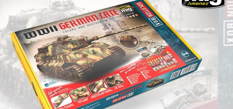 AMMO by Mig: Solution Box – WW II German late