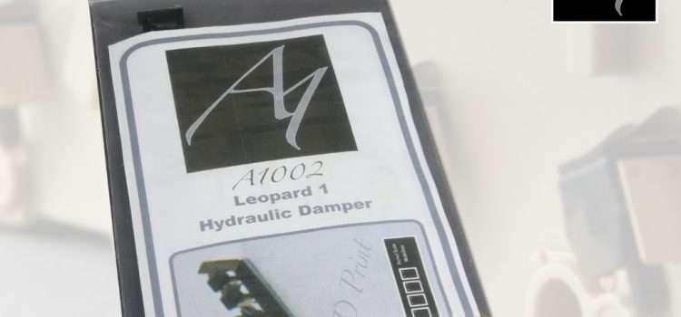 A1: Leopard 1 Hydraulikdämpfer