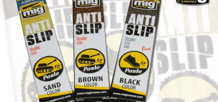 AMMO by Mig: Anti-Slip Paste