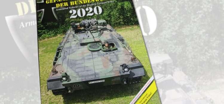 Tankograd Publishing:  Militärfahrzeug Jahrbuch 2020 – Gepanzerte Fahrzeuge der Bundeswehr