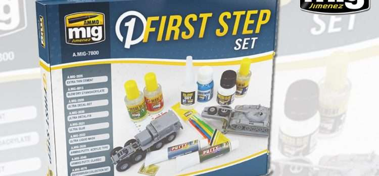AMMO by Mig: First Step Set