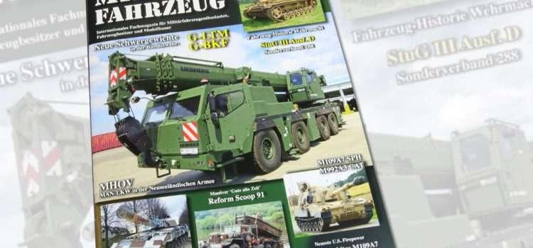 Tankograd Publishing: Militärfahrzeug 1/2020