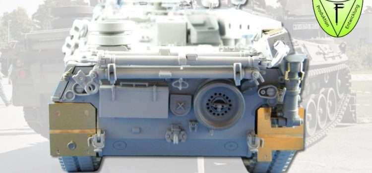 Perfect Scale Modellbau: Bergepanzer 2A2 LS Conversion