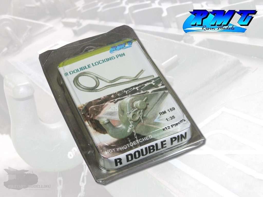 RMG Resin Models: Double Locking Pins