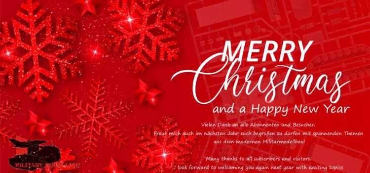 Frohe Weihnachten 2019 / Merry Christmas 2019