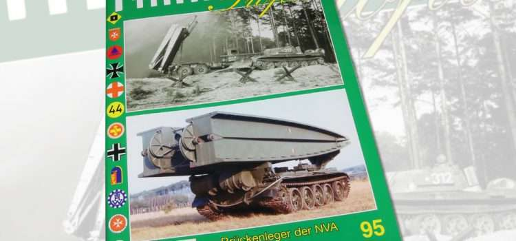 Unitec Medienvertrieb: Fahrzeug Profile 95 – Brückenleger der NVA