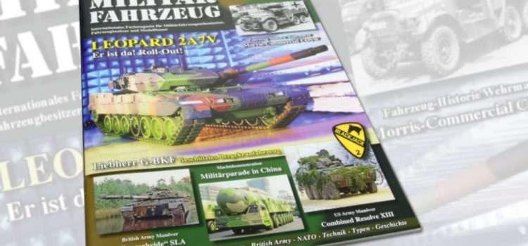 Tankograd Publishing: Militärfahrzeug 2/2020