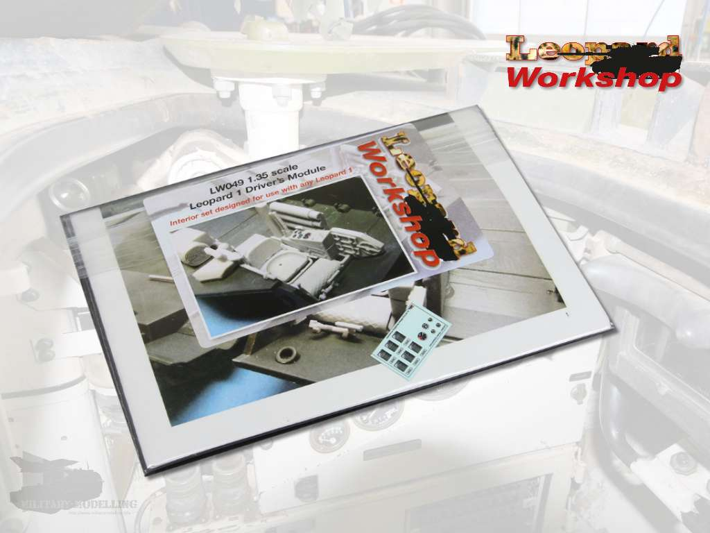 Leopard Workshop: Leopard 1 Driver Module