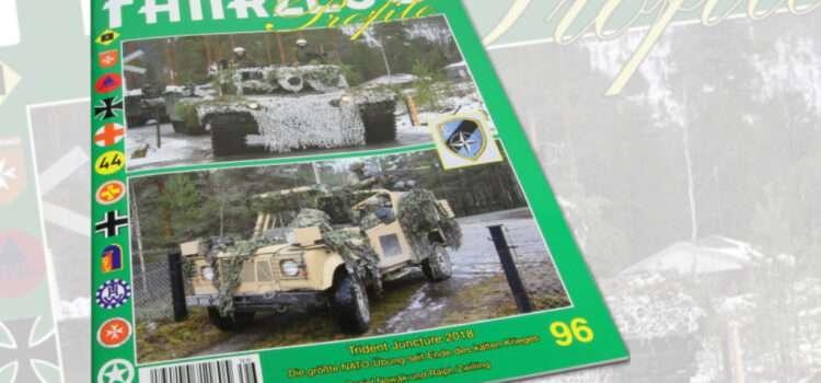 Unitec Medienvertrieb: Fahrzeug Profile 96 – Trident Juncture 2018