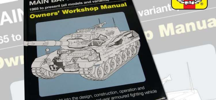 Haynes Publishing Group P.L.C: Leopard 1 Main Battle Tank Owners' Workshop Manual