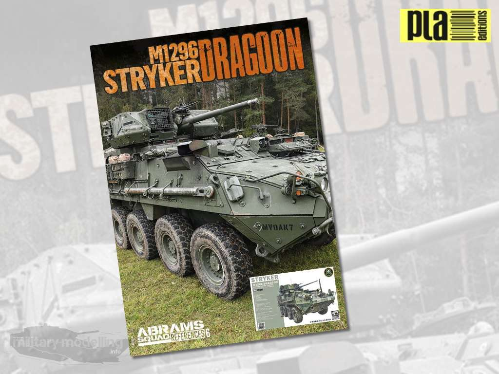 Abrams Squad: References No. 6 – M1296 Stryker Dragoon